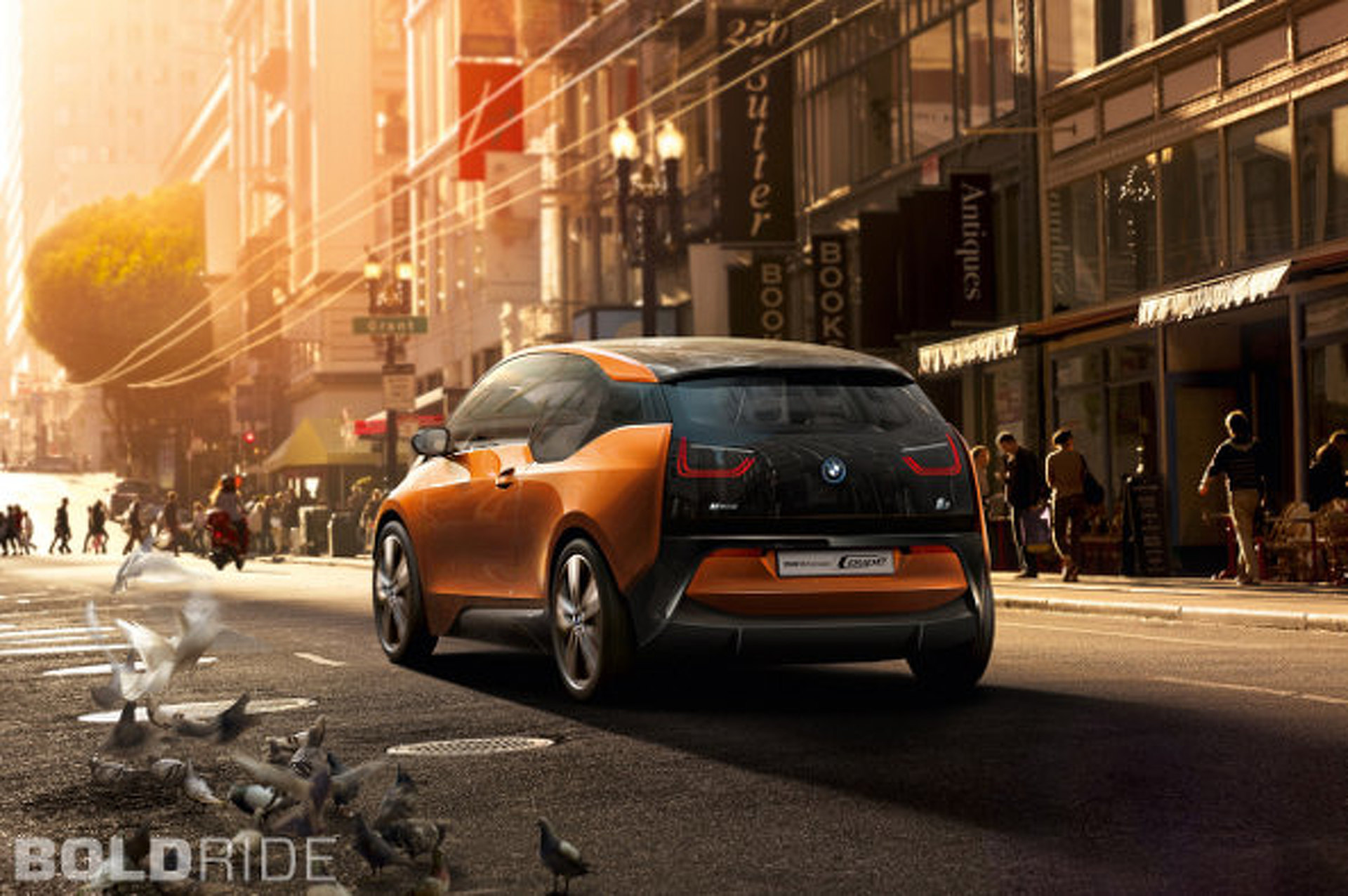 BMW Adds Motorcycle Electric Engine to i3