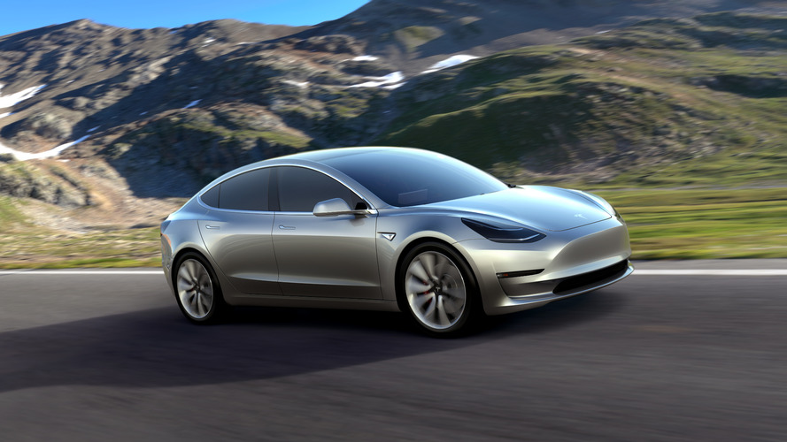 Confirmed: Tesla Model 3 Will Nix HUD For Centre Display Only