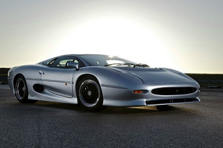 How the Jaguar XJ220 Was Saved by Science