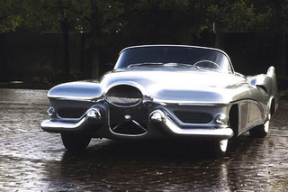 The 1951 Buick LeSabre Concept Took Inspiration From Jet Fighters
