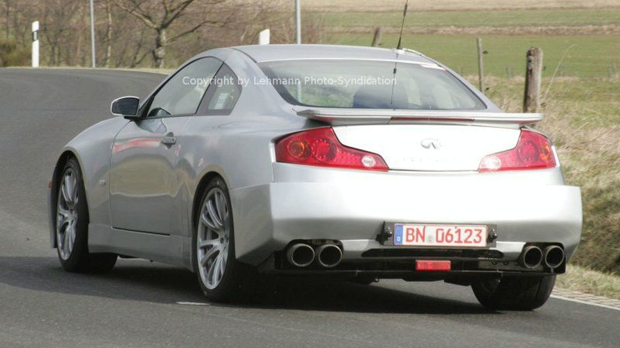 More Nissan Skyline GT-R Spy Photos