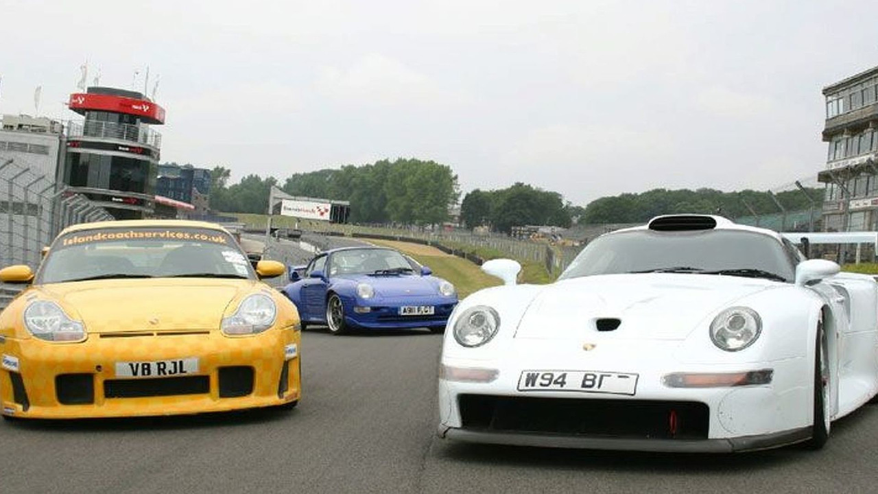 Porsche Festival at Brands Hatch