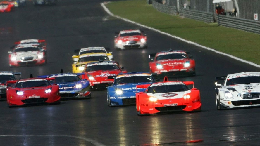 Nissan GT-R Heading for Super GT Series