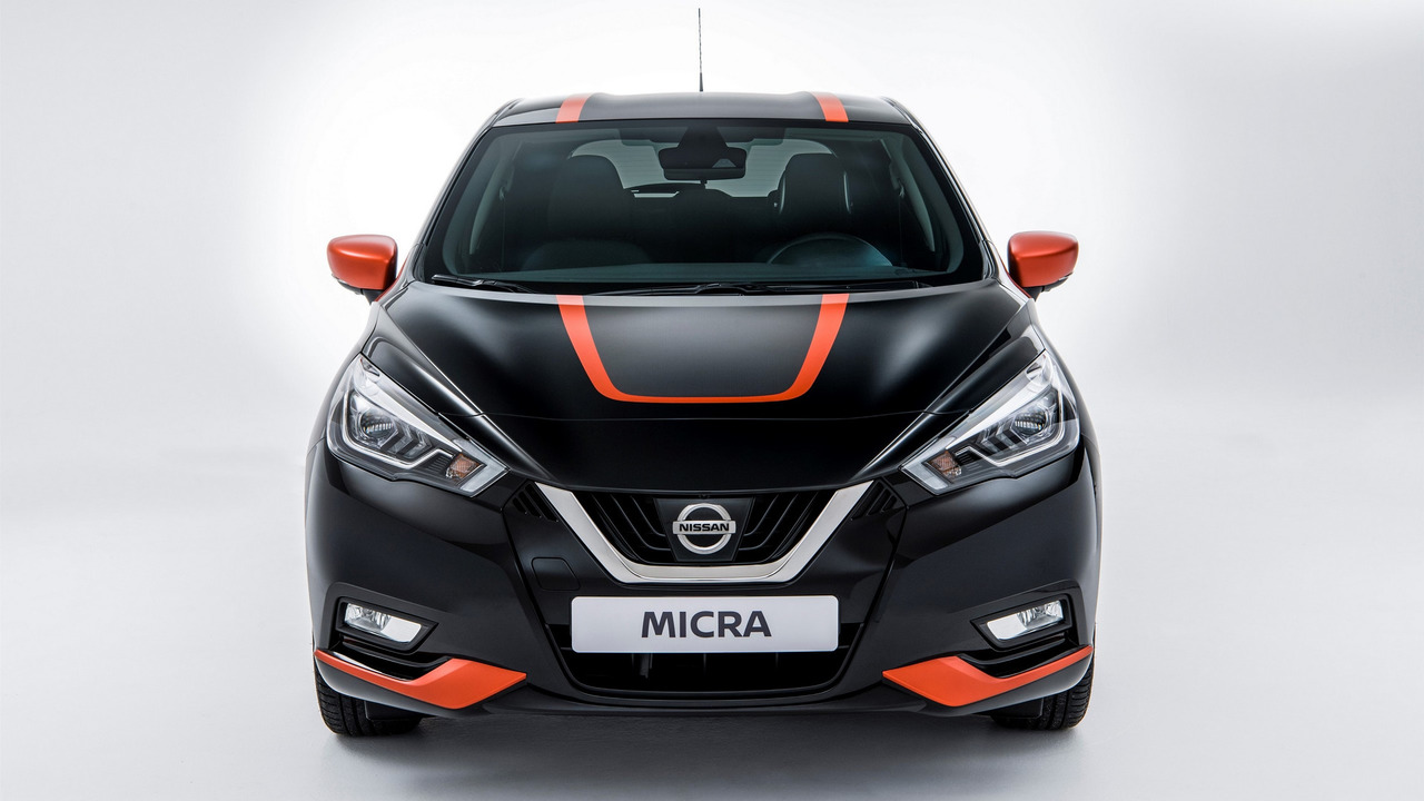 nissan micra bose personal edition pumps up the volume in geneva. Black Bedroom Furniture Sets. Home Design Ideas