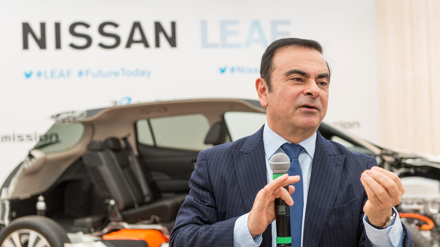 Renault-Nissan Thinks It Can Be World Number One