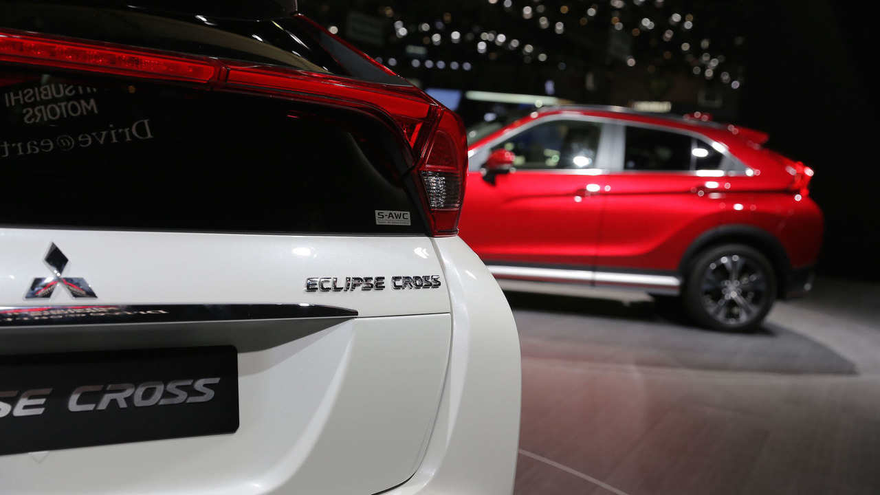 Mitsubishi Eclipse Cross shows new direction for storied nameplate