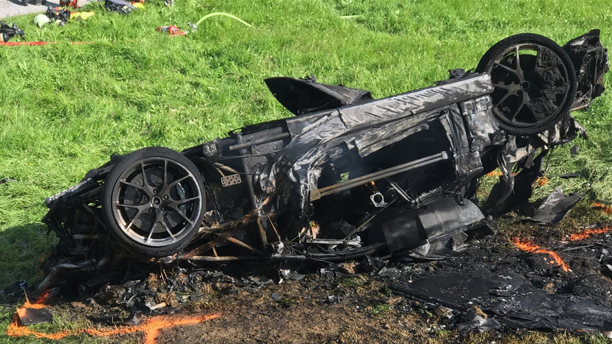 Richard Hammond involved in horrific crash in Switzerland