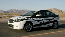 All New 2010 Mazda3 spy photos
