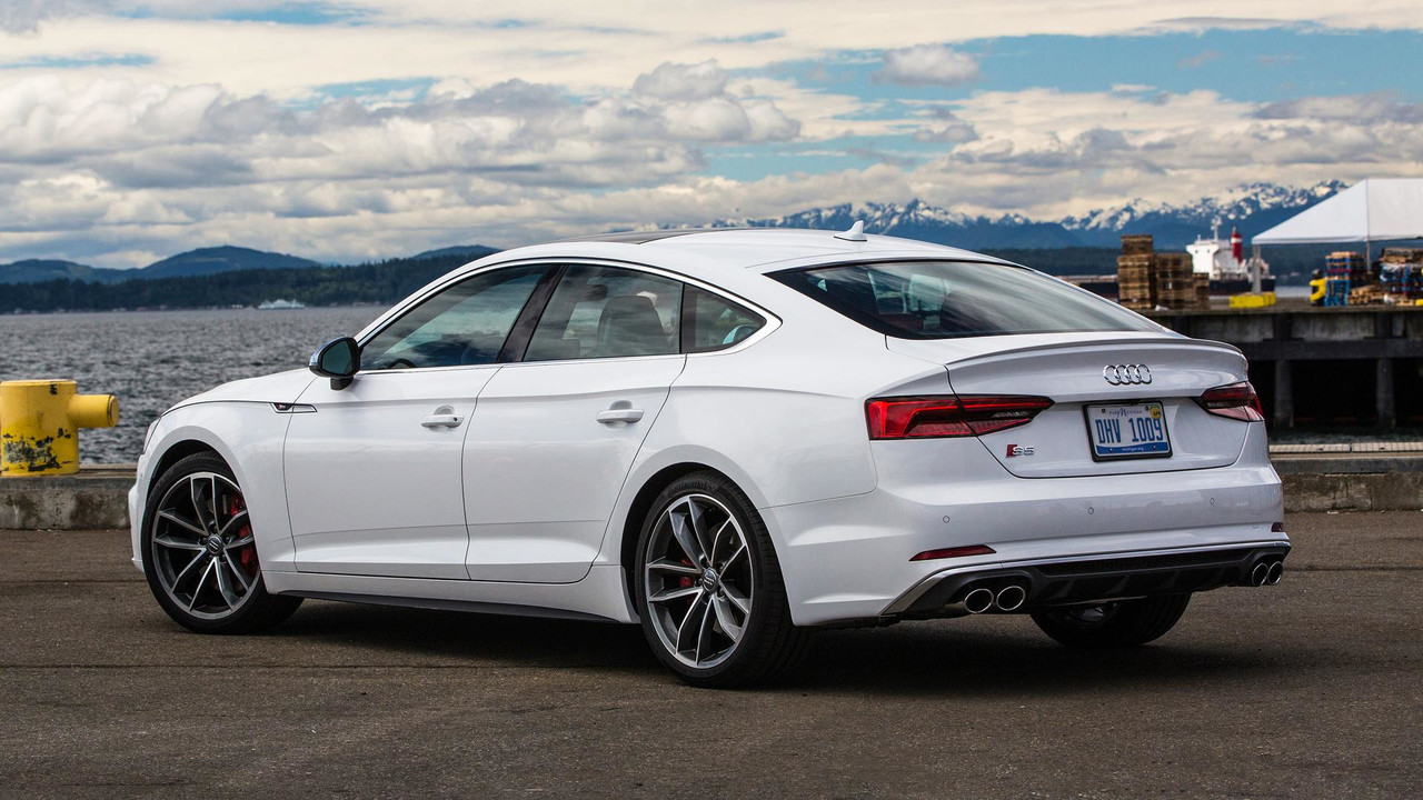 2018 Audi A5 And S5 Sportback: Hatchbacks Are Sexy Again