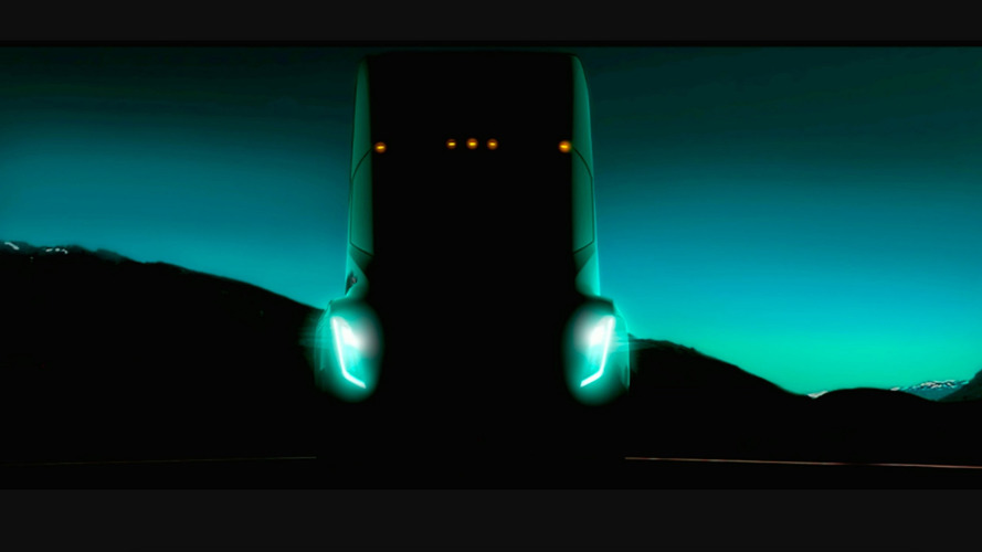 Elon Musk: Semi-Truck Reveal And Test Ride Set For October 26