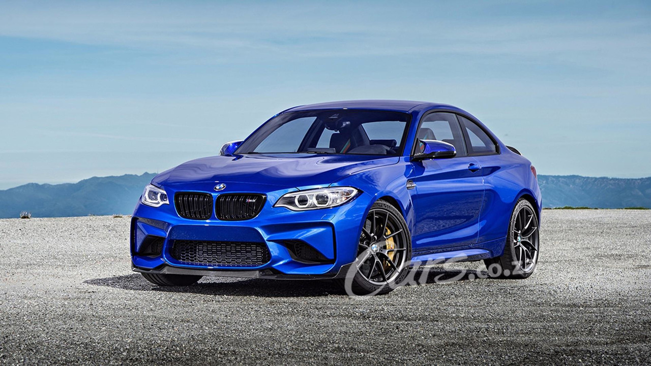 BMW M2 CS Rendering