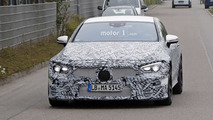 2019 Mercedes-AMG GT Sedan spy photos