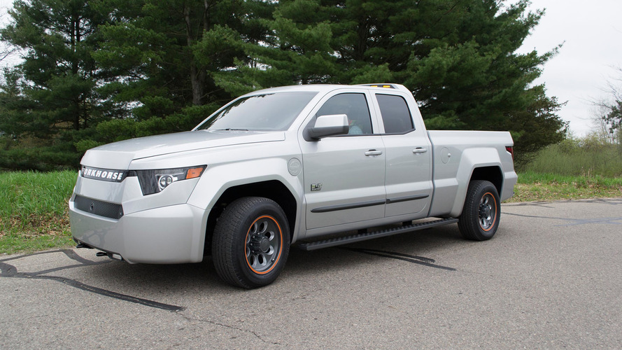 Workhorse W-15 PHEV Electric Pickup Revealed, Finally