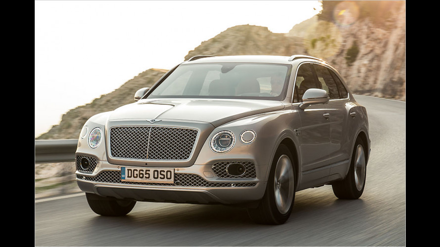 Test: Bigger, better, Bentayga?
