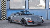 Porsche 911 Speedster Recreation By DP Motorsport