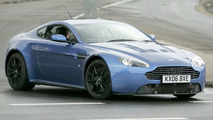 Aston Martin V12 Vantage RS spy photo
