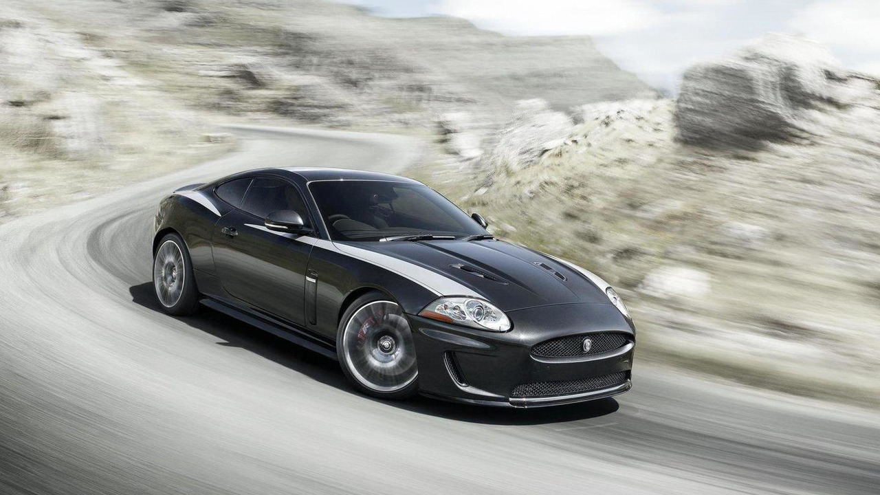 Jaguar XKR 75 illustration 24.06.2010
