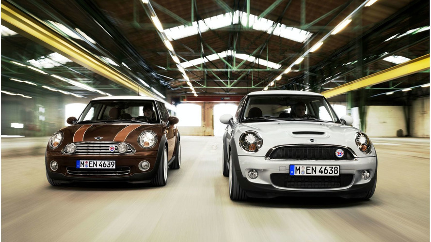 MINI 50 Mayfair and MINI 50 Camden Revealed at MINI United Festival