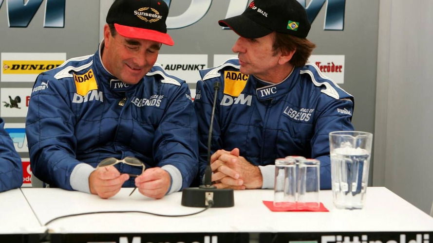 Warwick, Mansell, Fittipaldi, Hill to be next F1 stewards