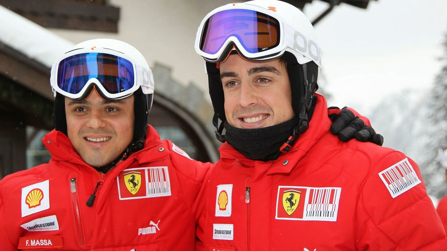 Massa laughs at rumours of Alonso discord
