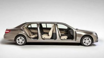Mercedes E-Class W212 6-door stretch limousine by BINZ