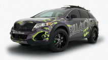 Toyota Billabong Ultimate Venza Concept SEMA 2009