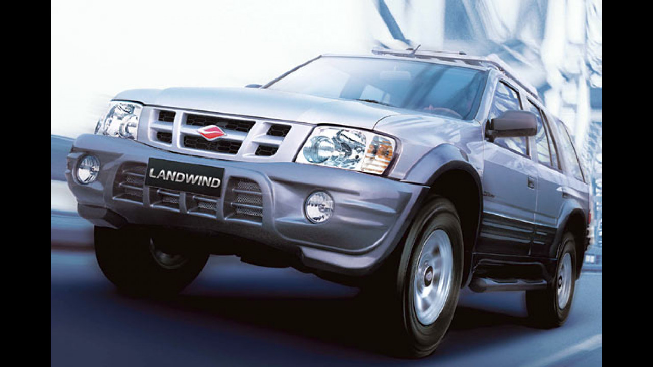 Landwind aus China