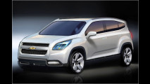 Chevrolet Orlando in Paris