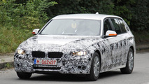 2012 BMW 3-Series Touring spied 09.09.2011
