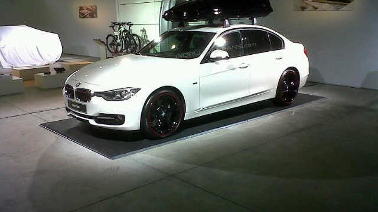 Photos Of Bmw 3 Series M Sport With M Performance