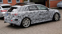 Mercedes-AMG A45 Spy Shots