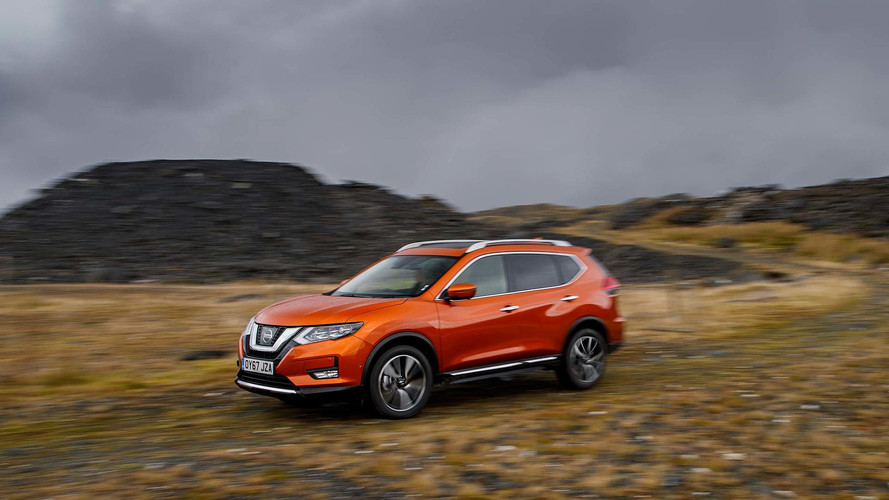 2018 Nissan X-Trail Now On Sale From £23,385
