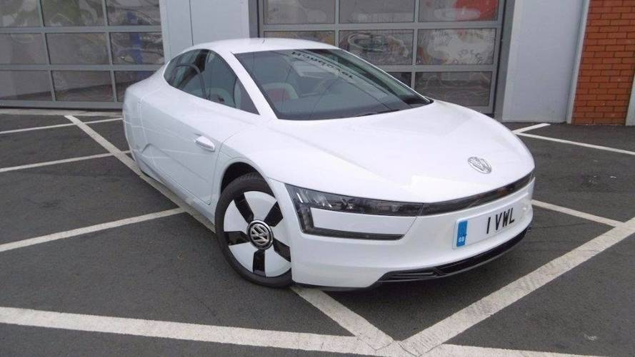 Ultra-Rare VW XL1 Is A Diesel You Shouldn't Feel Dirty Buying