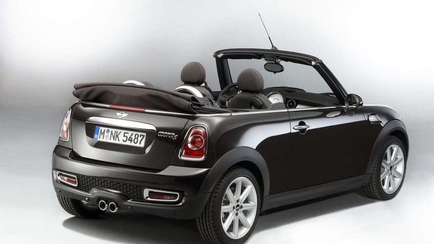 MINI Cooper Convertible Highgate special edition announced
