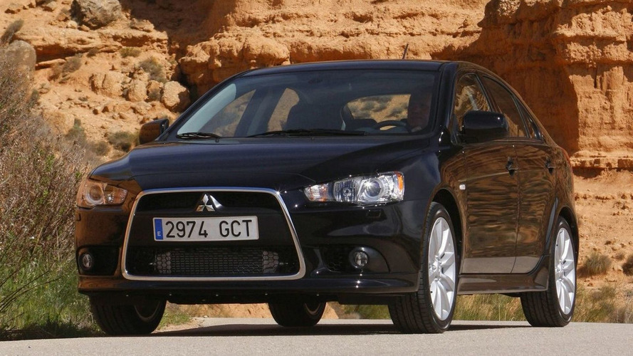 Mitsubishi Lancer Sportback & Sportback Ralliart Hit the Web Ahead of Paris Unveiling