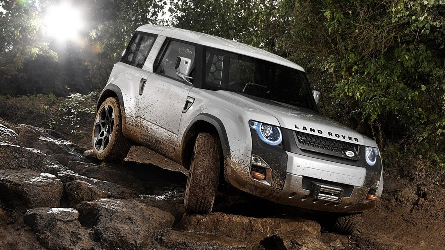 Next generation Land Rover Defender reportedly set for 2018 launch; will be sold in US