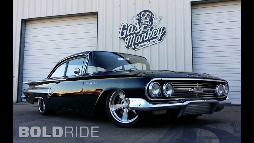 Gas Monkey Garage Chevrolet Bel Air
