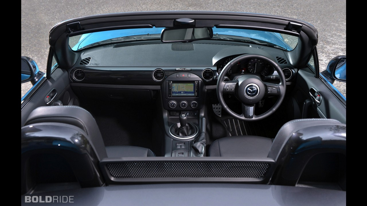 Mazda MX-5 Sport Graphite Limited Edition