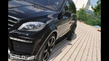 German Special Customs Mercedes-Benz ML Widebody