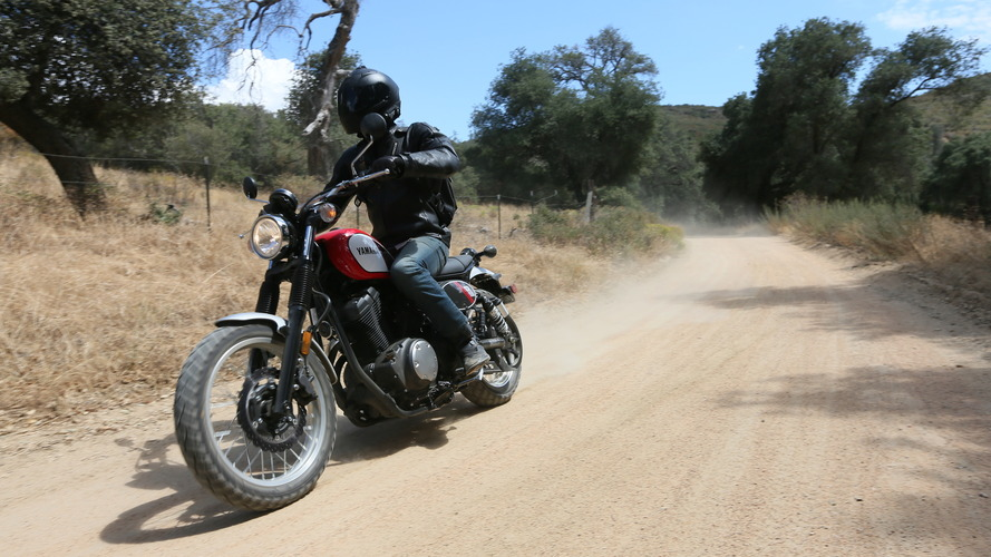 First Ride: 2017 Yamaha SCR950