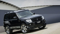 Blinged up Panther Shogun/Pajero
