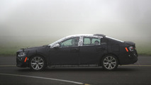2016 Chevrolet Malibu spy photo