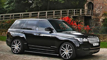 Range Rover AR 9 Spirit V8 Supercharged introduced by Arden