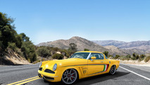GWA Studebaker Veinte Victorias revealed with supercharged V8 engine