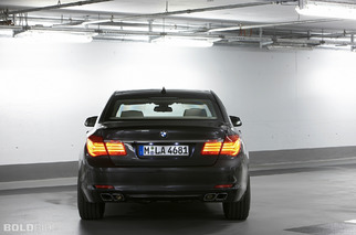 BMW 7-Series High Security