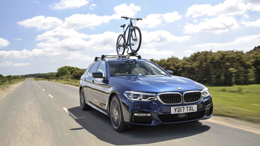 2017 BMW 5 Series Touring review: Practical brilliance