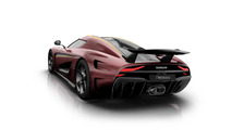 Second Regera designed by Koenigsegg