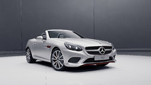 2017 Mercedes SLC RedArt Edition and SL designo Edition
