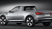 Audi CrossTown Coupe Concept