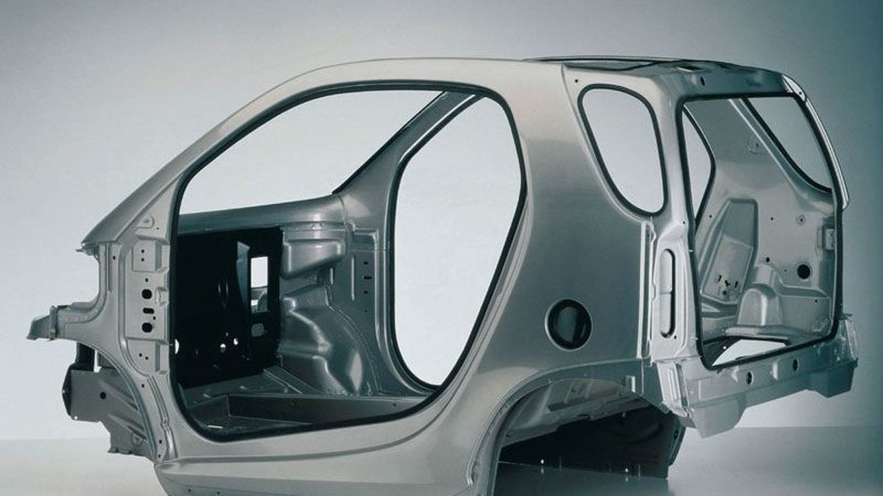 smart fortwo tridion safety cell